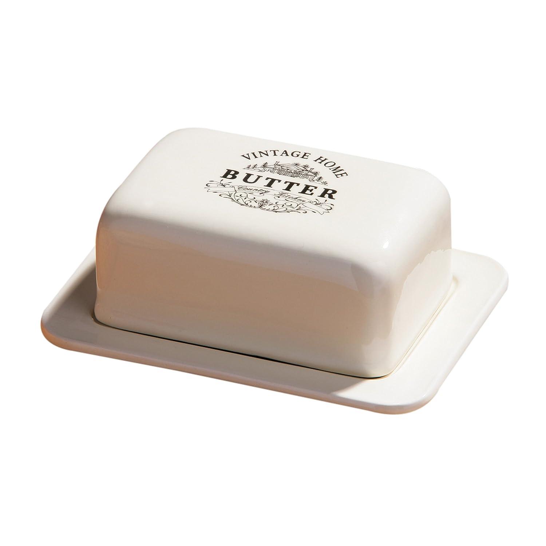 Premier Housewares - Beurrier - Vintage Home Butter (Import Grande Bretagne) KitchenCenter 0721234