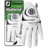 FootJoy Women's WeatherSof Golf Glove (White)