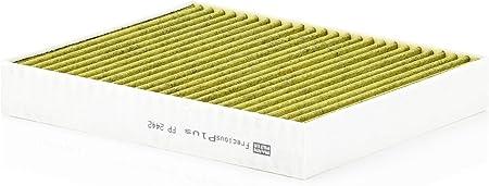 Original Mann Filter Innenraumfilter Fp 2442 Freciousplus Biofunktionaler Pollenfilter Für Pkw Auto