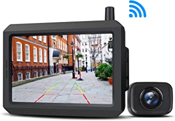 Boscam Wireless Backup Camera Kit With Digital Signal