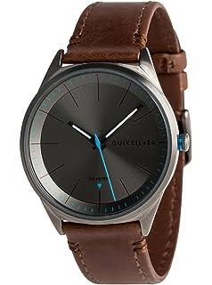 Bienville Leather quiksilver watch analogique EQYWA03014 xkkc