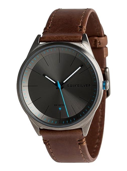 Quiksilver - Reloj Analógico - Hombre - ONE SIZE - Azul: Quiksilver: Amazon.es: Ropa y accesorios