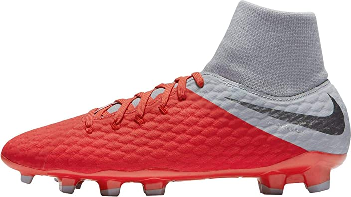 cheap prices best sell online retailer Nike Hypervenom 3 Academy DF FG, Sneakers Basses Mixte Adulte ...