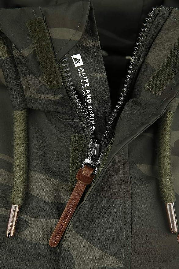 uk Ron Camouflage Kickin co Alife Clothing And Amazon Xl Jacket UBwnRq