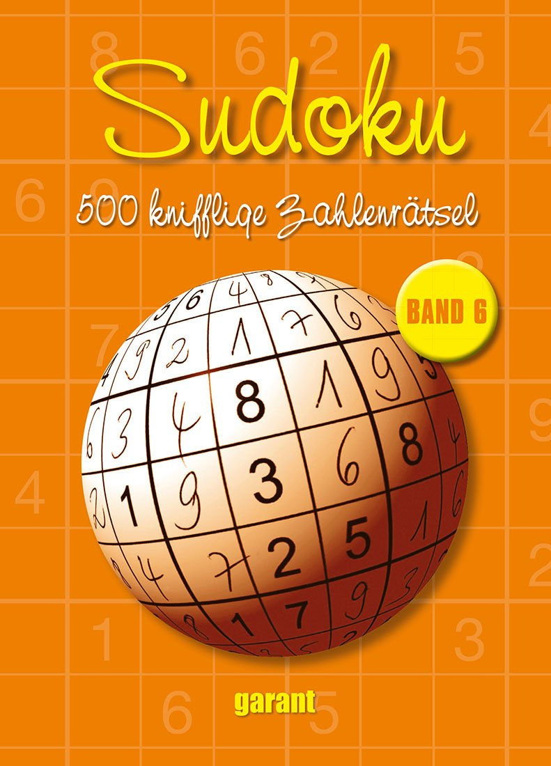 Sudoku 500 - Band 6