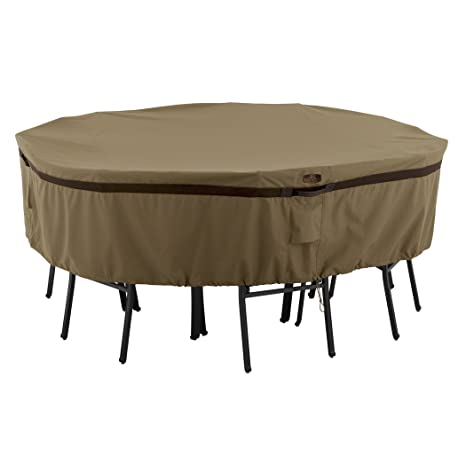 amazon com classic accessories hickory heavy duty round outdoor
