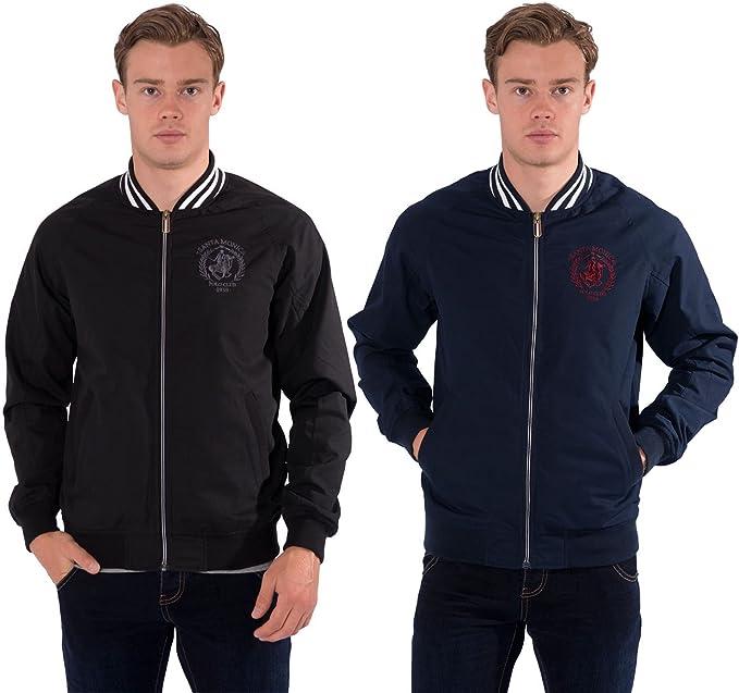 Santa Monica Polo Club - Chaqueta - Bomber Jacket - para Hombre ...