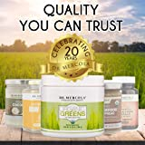 Dr Mercola Organic Greens - 60 Servings - With