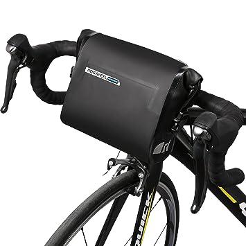 dccn bicicleta bolsa para manillar wassdi chte funda de sillín para Mountain Bike