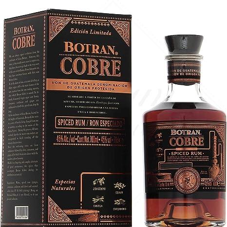 Botran Ron COBRE Spiced Rum Edición Limitada 45% - 700 ml in Giftbox