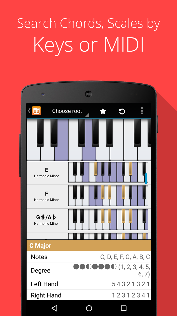 Amazon piano companion chords scales appstore for android hexwebz Gallery