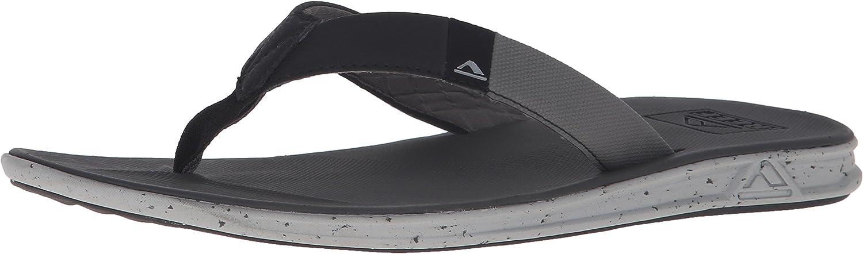 adidas Slammed Rover, Sandalias de Punta Descubierta para Hombre, Gris (Grau/Schwarz Grau/Schwarz), 40 EU