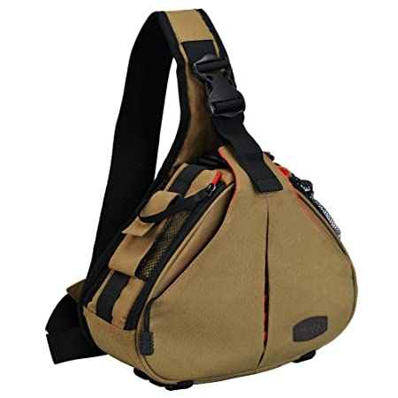 Review CADeN Camera Sling Bag