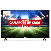 """Smart TV LED 40"""" Full HD Android TCL 40S6500, Wi-Fi, HDR, Inteligência Artificial, 2 HDMI, 1 USB"""