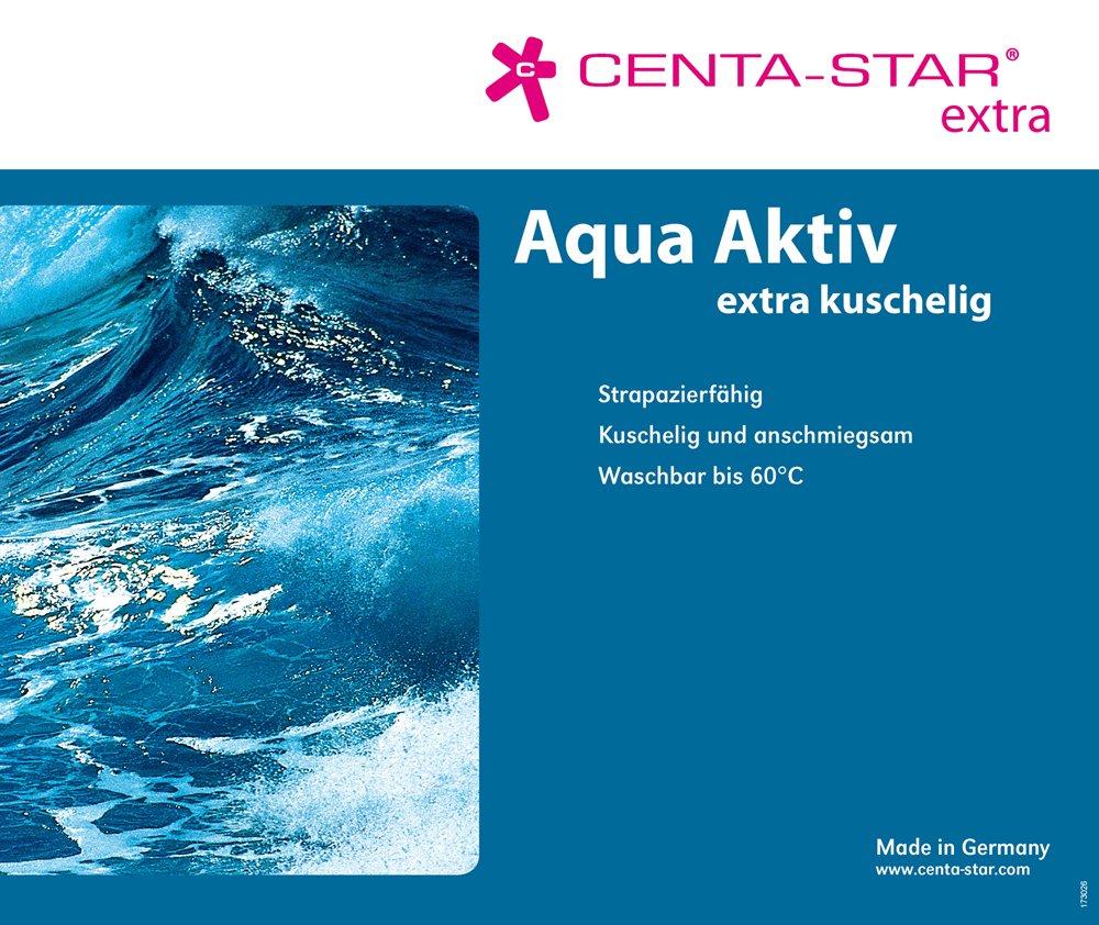 Centa-Star extra extra extra 1359.00 Aqua Aktiv Vierjahreszeitenbett (Combibett) 155 x 220 cm 94c3c1