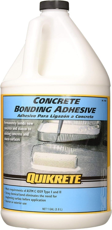 QUIKRETE GLUES & CEMENTS No. 9902 441607 Concrete Bonding Adhesive