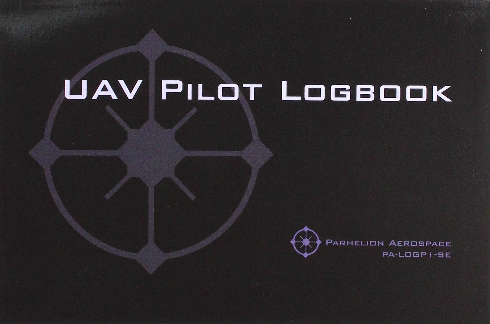 ASA PILOT LOGBOOK with BLACK HARDCOVER p//n ASA-SP-30