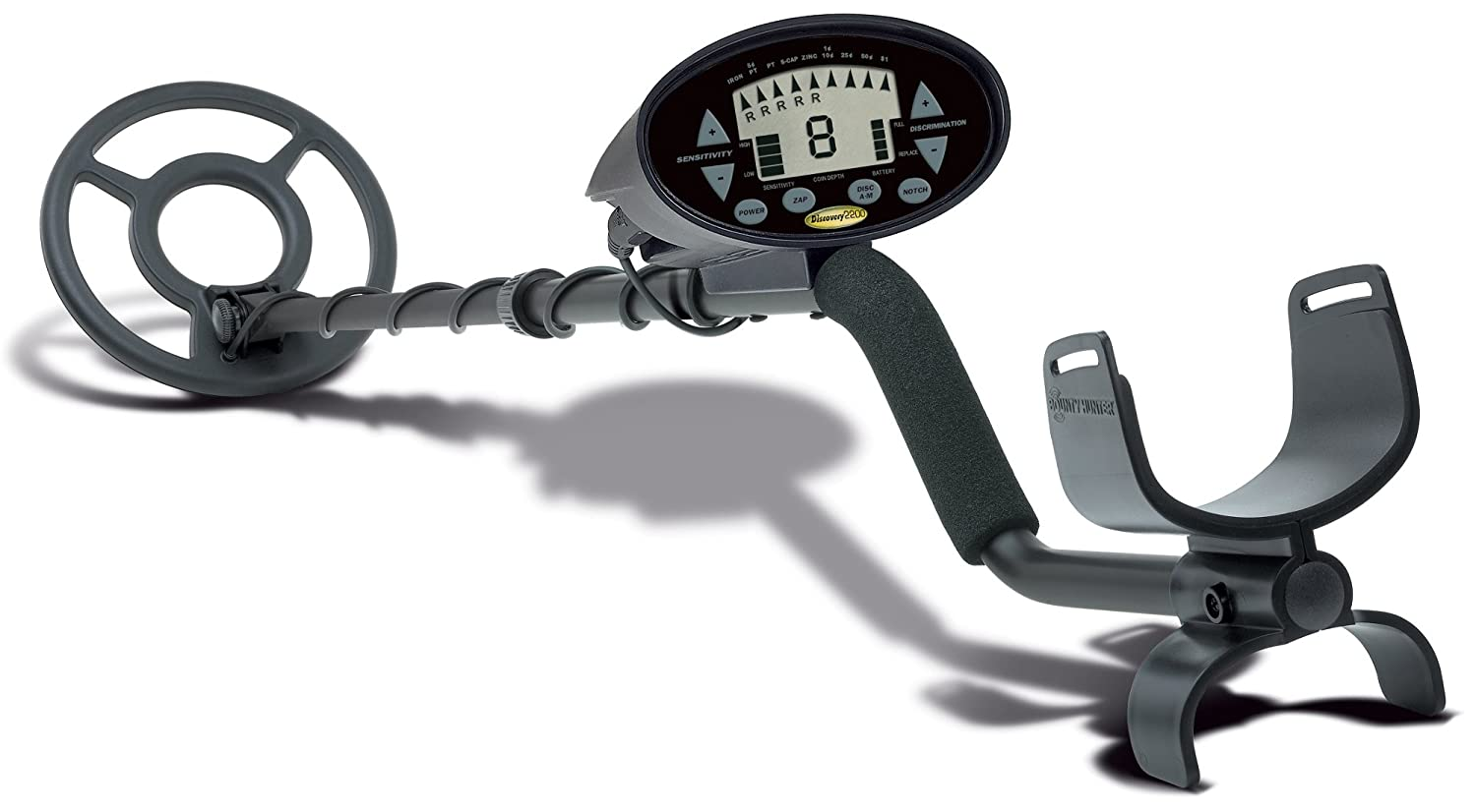 BOUNTY HUNTER FTPDISC22Discovery 2200 Metal Detector DISC22-PL