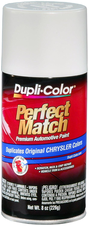 Dupli-Color BCC0362 Bright White Chrysler Perfect Match Automotive ...