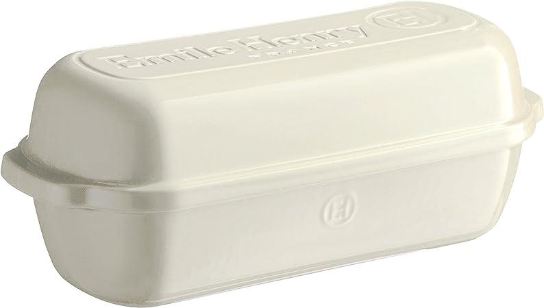 5/x 15/cm Ceramica Grand Cru 39 Ceramica Emile Henry eh349503/Stampo per Pane di Campagna 5/x 16 39,5 x 16,5 x 15 cm