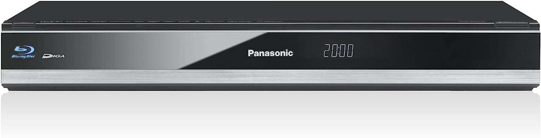Panasonic Dmr Bct720eg 3d Blu Ray Rekorder 500gb Twin Hd Dvb C Tuner Hdmi Ci Hbbtv Wlan Usb Schwarz Heimkino Tv Video