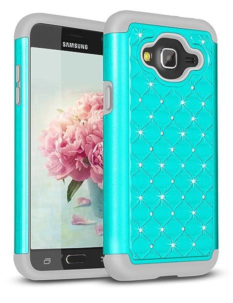 Funda Samsung J3 [5.0 Pulgadas],Carcasa Samsung j3 Brillante ...