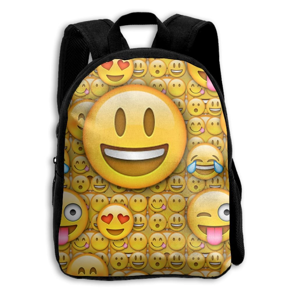 Lovely Cute 3d School Camp Puppy Kitty Cat Backpack Emoji