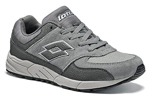 Lotto Zapatillas de Tenis Para Niño, Color Gris, Talla 38 EU: Amazon.es: Zapatos y complementos