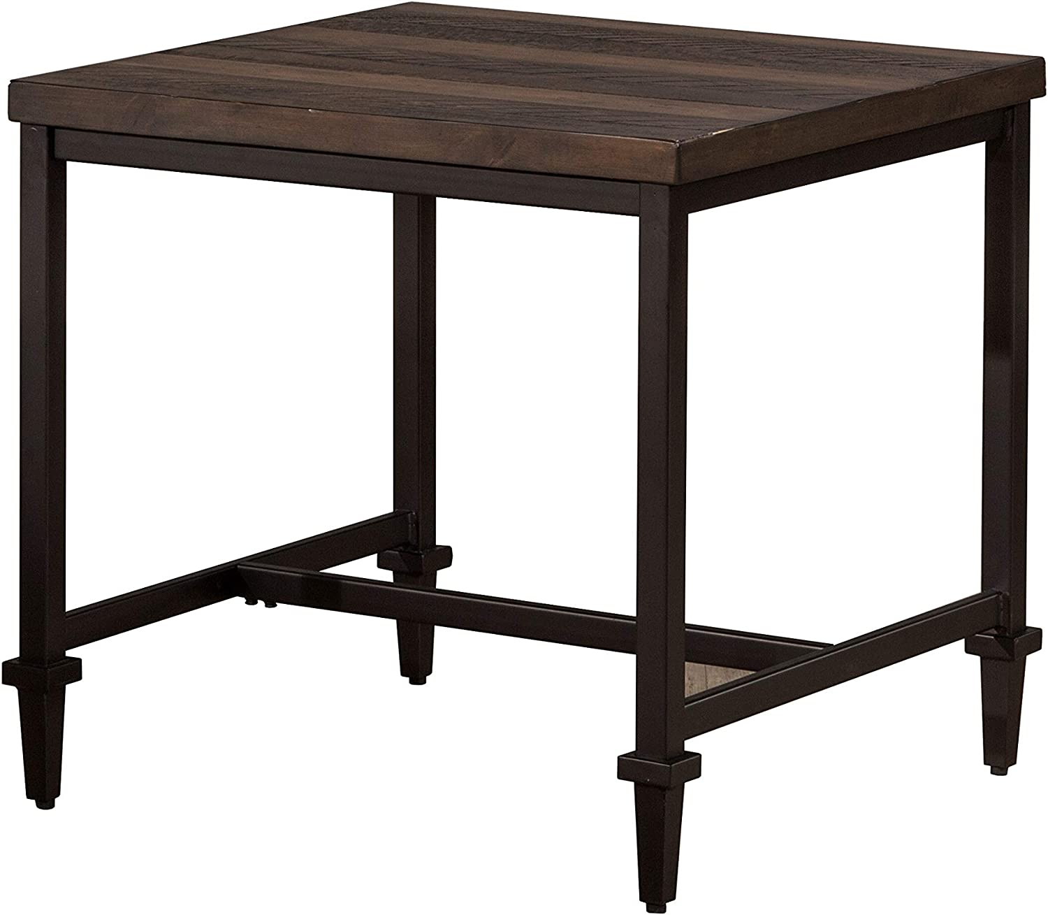 Hillsdale Furniture Trevino end, Accent Table, Brown