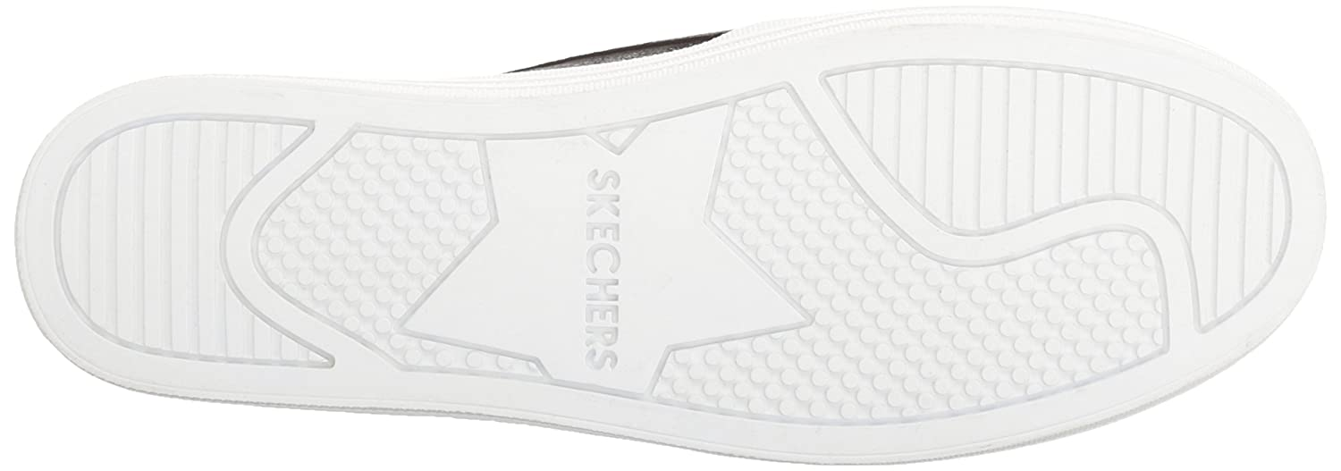 Amazon.com | Skechers Womens Double Up Shiny Dancer Fashion Sneaker | Loafers & Slip-Ons