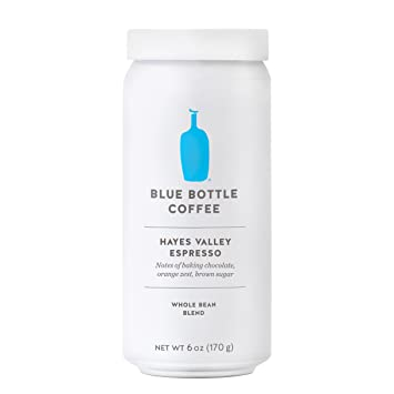 Review Blue Bottle Coffee Hayes