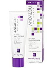 Andalou Naturals Ultra Sheer Daily Defense Facial Lotion with SPF 18-2.7 Fl Ounce