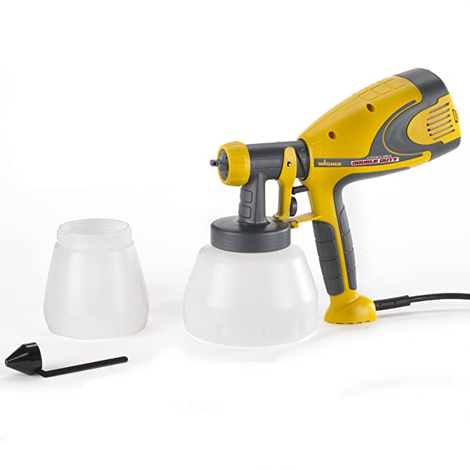 Wagner 0518050 Control Spray Double Duty Paint Sprayer: Amazon.de ...