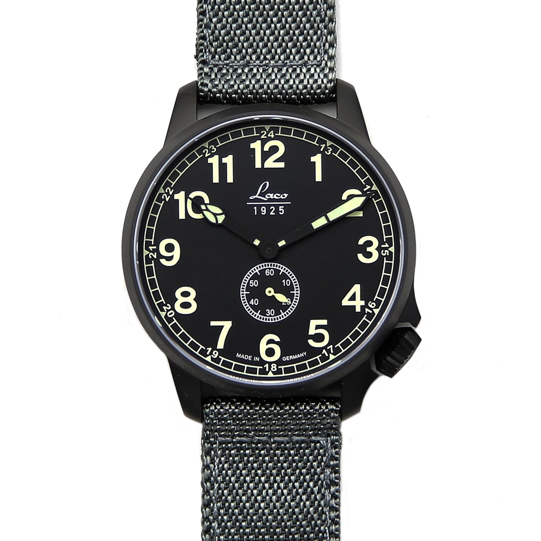 LACO 861908 ユー52 JU52 自動巻き [腕時計][クロノワールド chronoworld] B01BHGG7RK