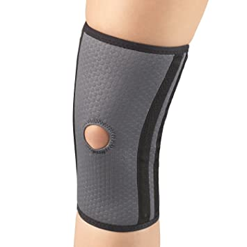 1efe0a66b4 Image Unavailable. Image not available for. Color: Champion Knee Brace,  Medium Flex Stays ...