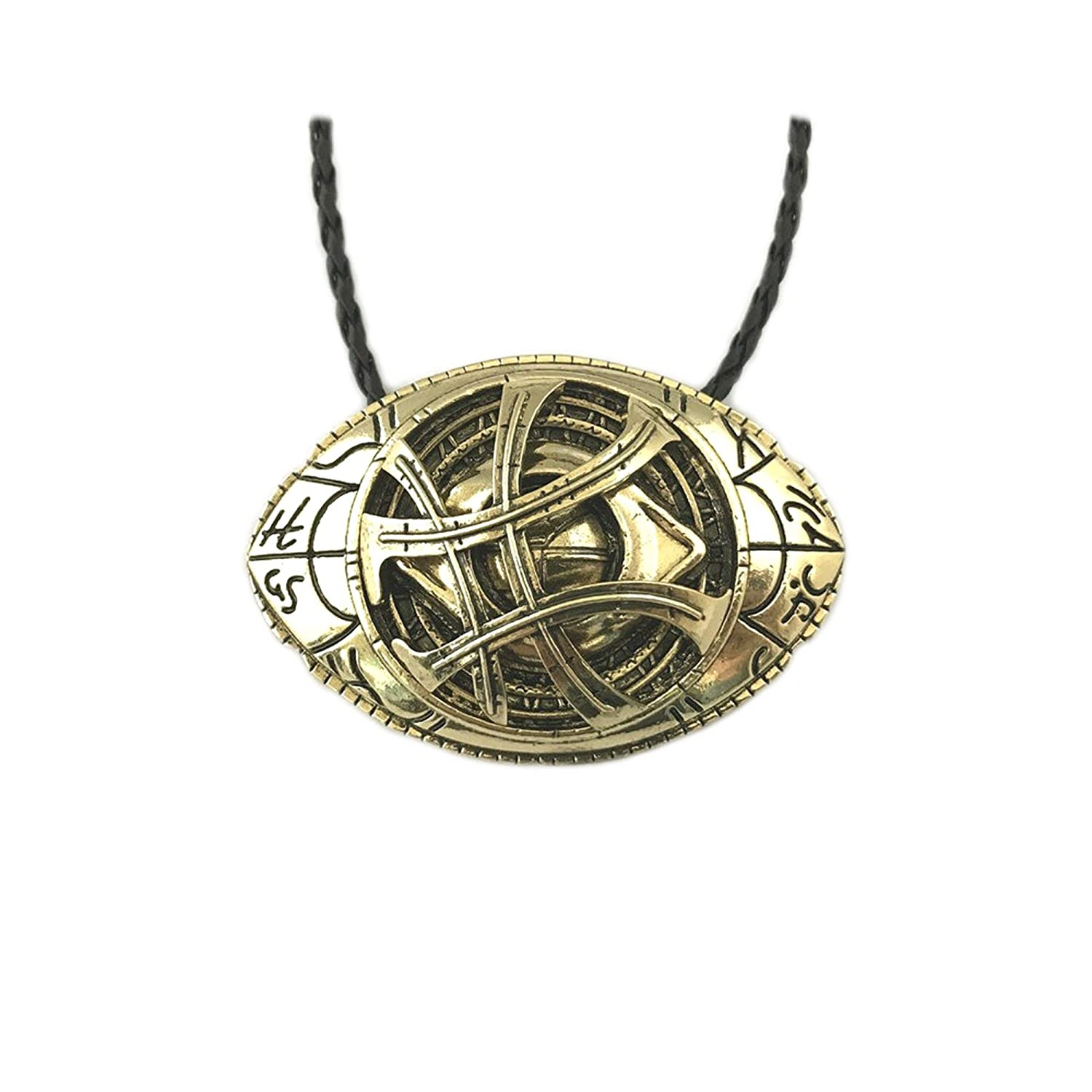 Doctor Strange MCU Marvel Movie Pendant Necklace With Gift Box from Outlander Gear