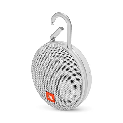 JBL Clip Bluetooth Black Speaker *USED*~FREE SHIP!