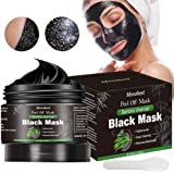 Blackhead Mask, Peel Off Mask, Charcoal of Mask, Deep Cleansing Facial Mask with Activated Carbon, Purifying Face Mask, Deep