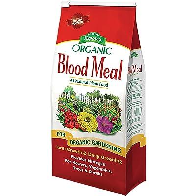 Dyna-Gro DB03 3 lb Espoma Blood Meal, White : Garden & Outdoor