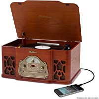 Electrohome Wellington Record Player Retro Stereo System