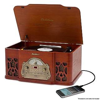 Electrohome Wellington Record Player Retro Vinyl Turntable
