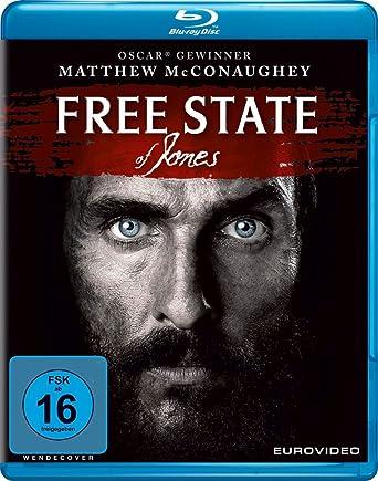 free state of jones blu ray