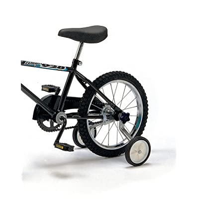 Trail-Gator Flip Up Training Wheels for 12-20-Inch Bicycles : Bike Trailers : Sports & Outdoors