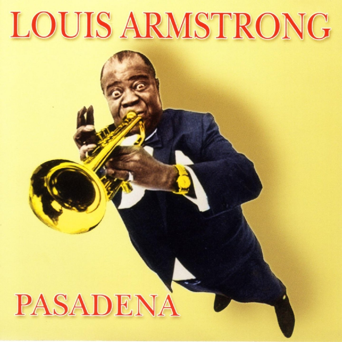 Louis Armstrong - Pasadena (CD)