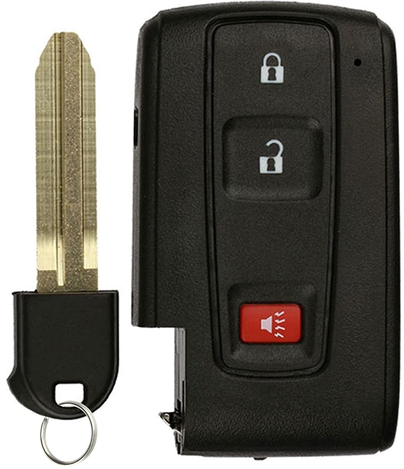 Amazon KeylessOption Keyless Entry Remote Control Car Key Fob