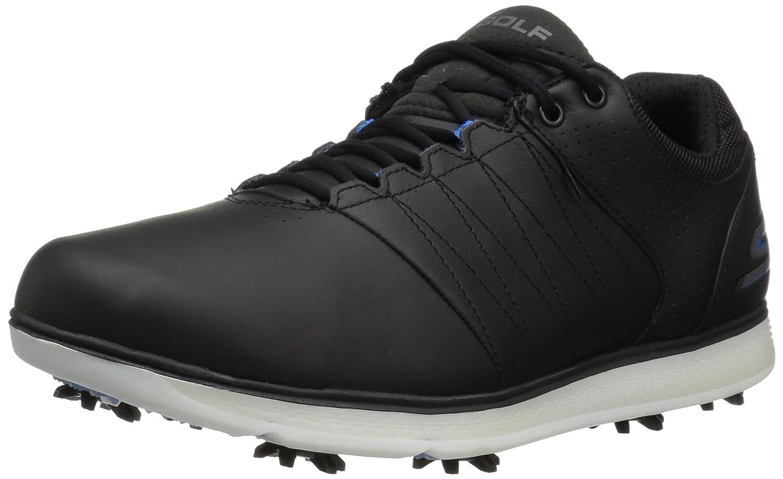 Skechers Performance Men\'s Go Golf Pro 2 Golf Shoe Black/Blue