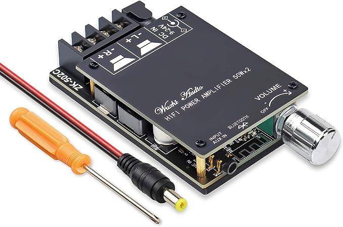 Fixitok Bluetooth Verstärker Board Mit Tpa3116d2 Elektronik