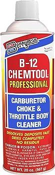Berryman B-12 0120 Throttle Body Cleaner