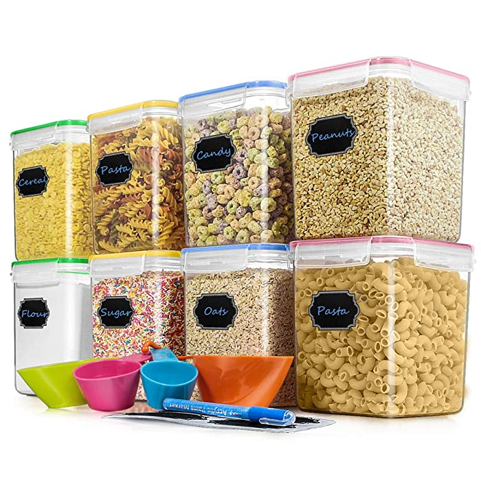 Top 10 Locking Food Containers Plastic For Chips