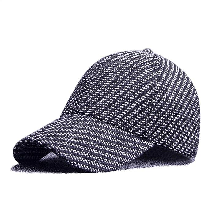 Taille Unique para Hombre Negro Black Guinness BLK Sig EMB B//Ball Cap Gorra de b/éisbol